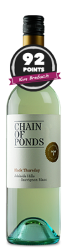 Chain of Ponds 'Black Thursday' Sauvignon Blanc 2020