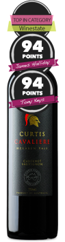Curtis Family Vineyards Cavaliere Cabernet Sauvignon
