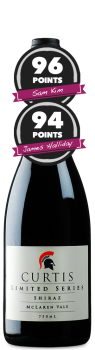 Curtis Family Vineyards Limited Series McLaren Vale Shiraz