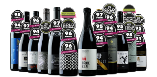 The 12 wines of Christmas: Ripping Reds and a Sparkling Shiraz