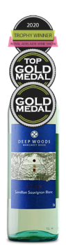 Deep Woods 'Ivory' Margaret River Semillon Sauvignon Blanc