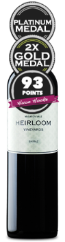 Heirloom Vineyards McLaren Vale Shiraz