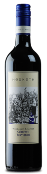 Hesketh Winemakers Selection Cabernet Sauvignon 2017