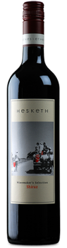 Hesketh Winemakers Selection Shiraz