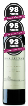 Hickinbotham Clarendon Vineyard 'Brooks Road' McLaren Vale Shiraz
