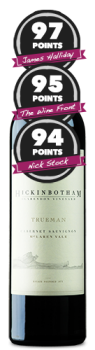 Hickinbotham Clarendon Vineyard 'Trueman' McLaren Vale Cabernet Sauvignon