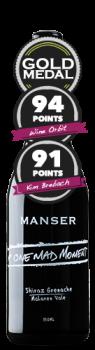Manser 'One Mad Moment' McLaren Vale Shiraz Grenache