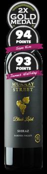 Murray Street Vineyards 'Black Label' Shiraz