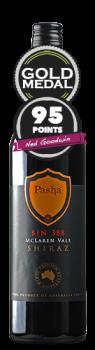 Pasha Bin 388 McLaren Vale Shiraz