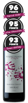 Purple Hands Wines Shiraz