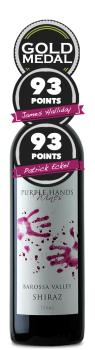 Purple Hands Wines Shiraz 2015
