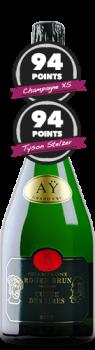 Champagne Roger Brun Cuvée Des Sires Grand Cru