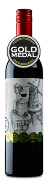 Zonte's Footstep 'Chocolate Factory' Shiraz