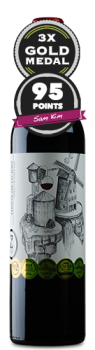 Zonte's Footstep 'Chocolate Factory' Shiraz 2018