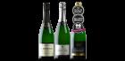 Ménage à Trois - Exceptional Champagne