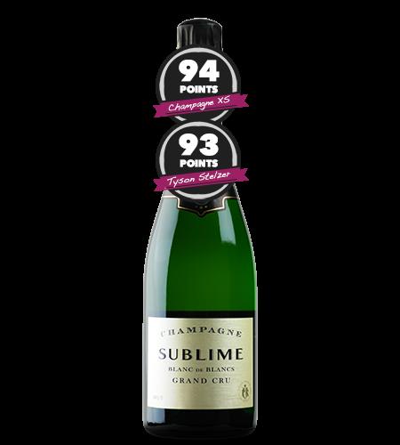 Le Mesnil Grand Cru Blanc Sublime Champagne