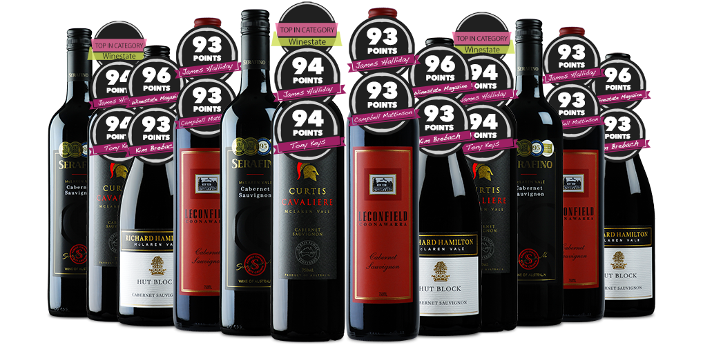 A Cabal of Considered Cabernet