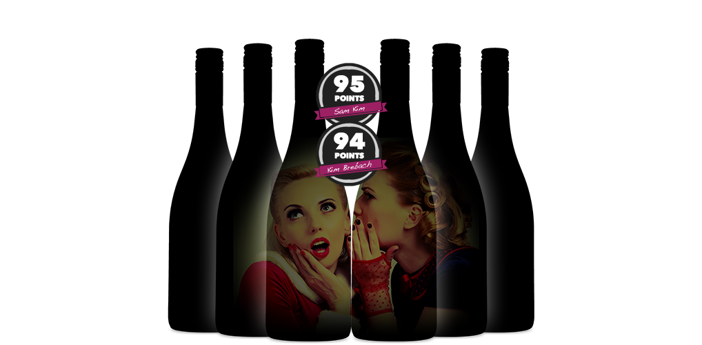 Secret 95pt 2017 Barossa Valley Shiraz 6 Pack