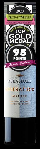 Bleasdale 'Generations' Malbec
