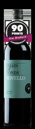 Chain of Ponds 'Novello' Shiraz