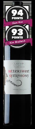 Claymore Bittersweet Symphony Cabernet Sauvignon