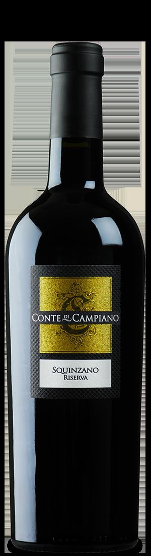 Conte Di Campiano Squinzano Riserva 2013