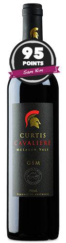 Curtis Family Vineyards Cavaliere GSM