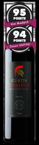 Curtis Family Vineyards Cavaliere Shiraz