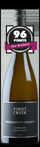 First Creek 'Winemaker's Reserve' Semillon