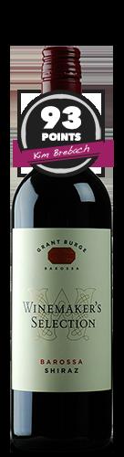 Grant Burge 'Winemaker's Selection' Barossa Valley Shiraz 2018