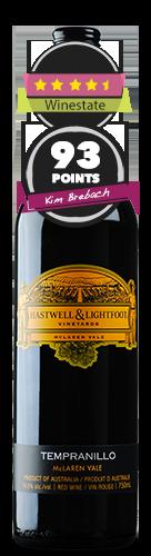 Hastwell & Lightfoot Tempranillo