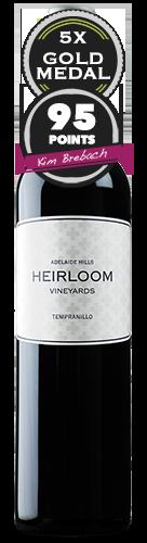 Heirloom Vineyards Adelaide Hills Tempranillo