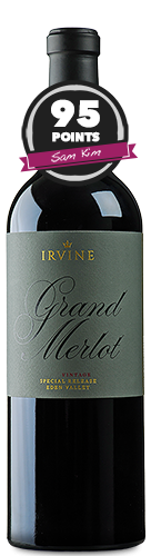 Irvine Grand Merlot
