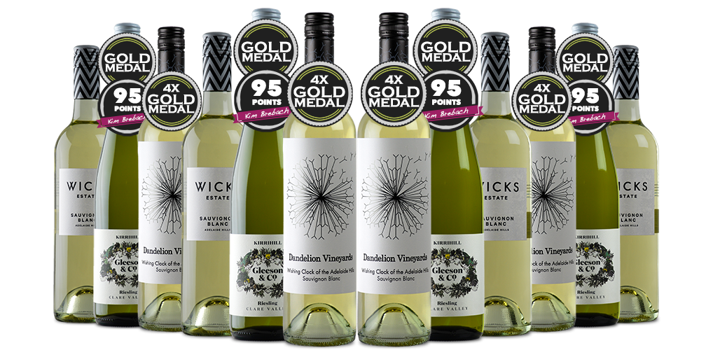 3 Aromatic Whites, 5 Golds, 12 Reasons to Celebrate