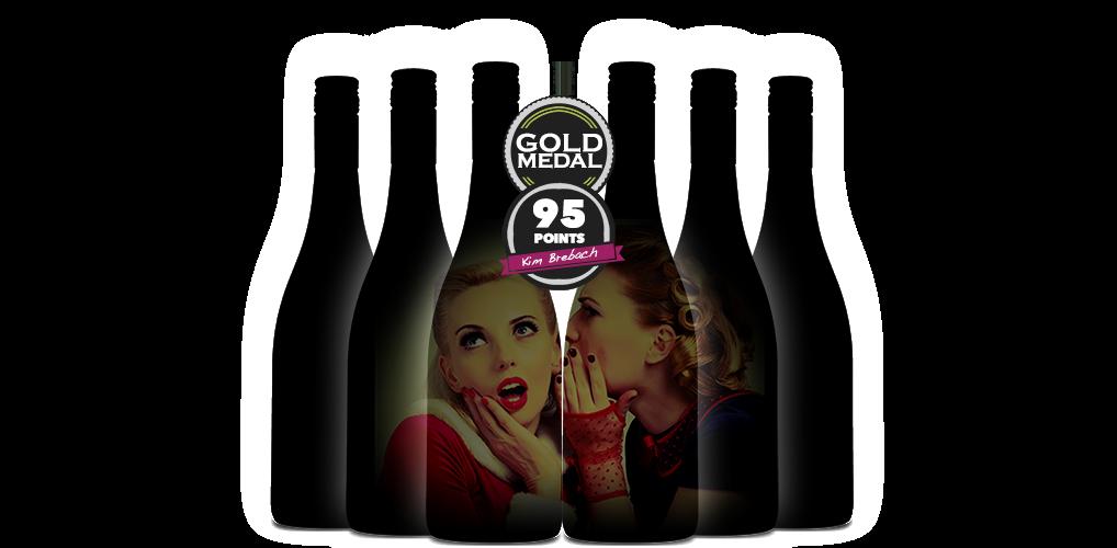Secret Gold Medal 2015 Barossa Valley Cabernet 6 Pack