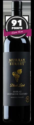 Murray Street Black Label Shiraz Grenache Mataro