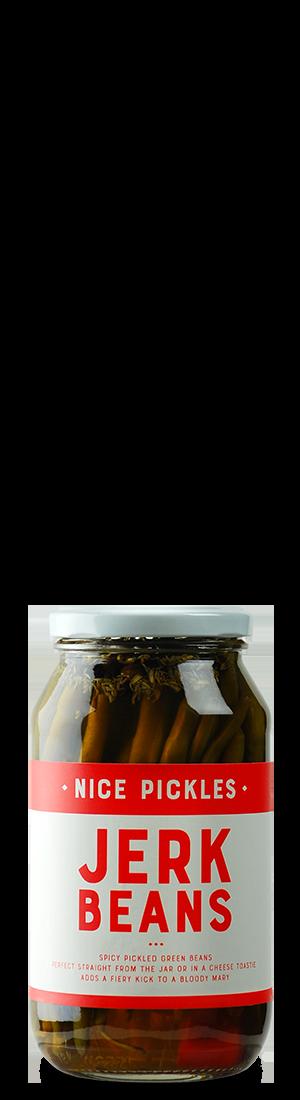 Jerk Beans by Nice Pickles