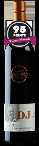 Oliver's Taranga DJ Reserve Cabernet Sauvignon