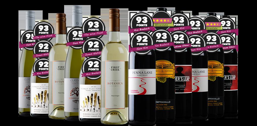 Platinum Wine Club Mixed