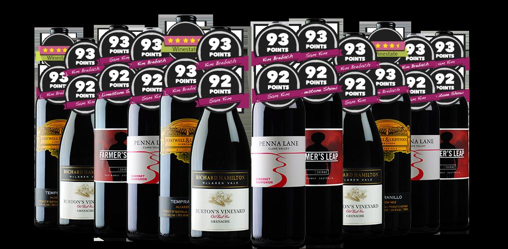 Platinum Wine Club Reds