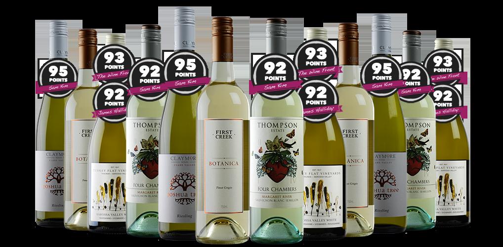 Platinum Wine Club Whites