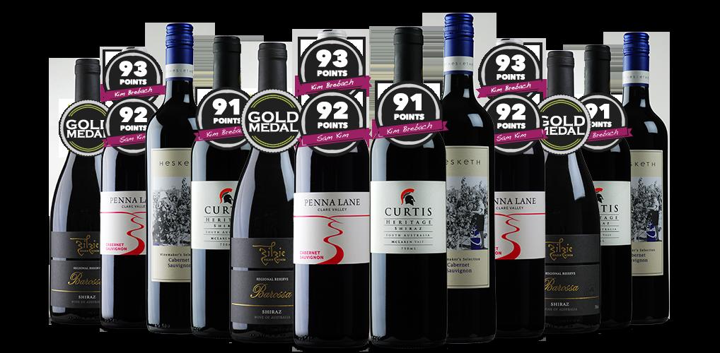 Premium Wine Club Reds