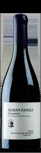 Rohan Family Vineyards Dreamer Cabernet Shiraz Merlot