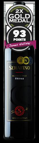 Serafino 'Black Label' Shiraz