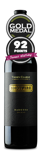 Thorn Clarke 'Shotfire' Shiraz