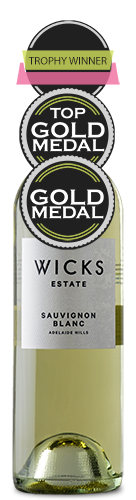 Wicks Estate Sauvignon Blanc 2020
