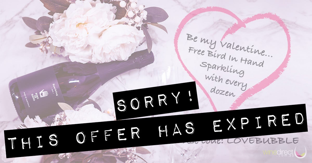 EXPIRED - Grab a FREE Bird in Hand Bubbles on us!