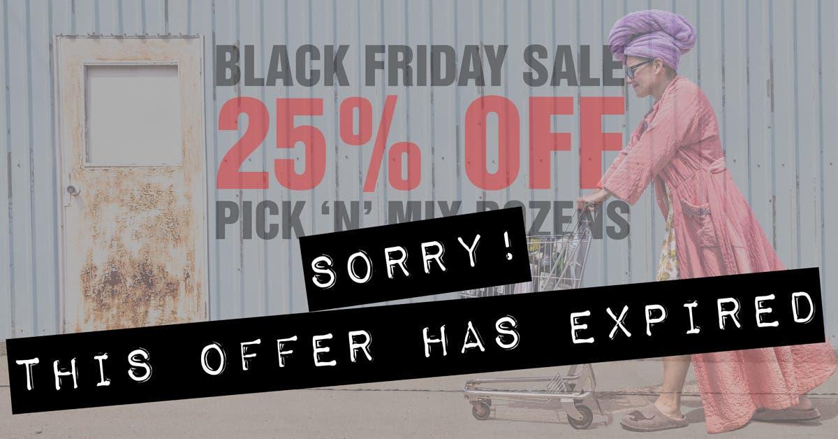 Expired - 20% off Pick 'n' Mix Dozens!