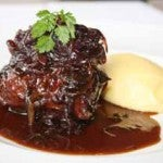 Slow Braised Beef Cheek