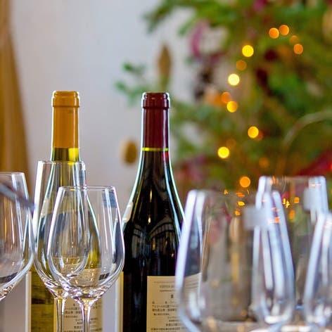 Christmas Wine Guide 2012